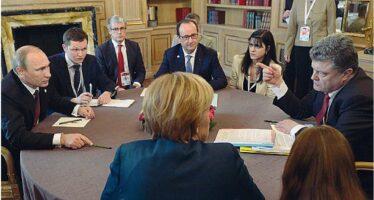 Ucraina. Riparte il dialogo su gas e confini