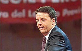 Sul Jobs act ci sarà la fiducia Renzi: fregheremo chi tifa contro
