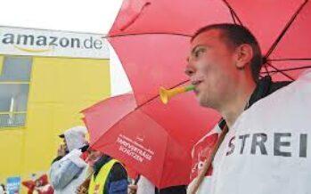 Germania, gli scioperi a catena