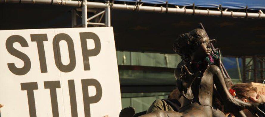 Stop al Ttip, l'Europa si ribella