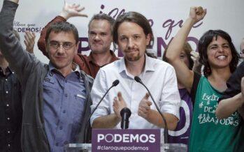 Podemos irresistibile, primo partito in Spagna