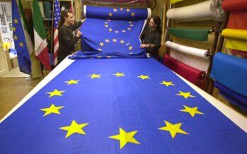 DALLA CRISI PUÒ NASCERE LA VERA EUROPA