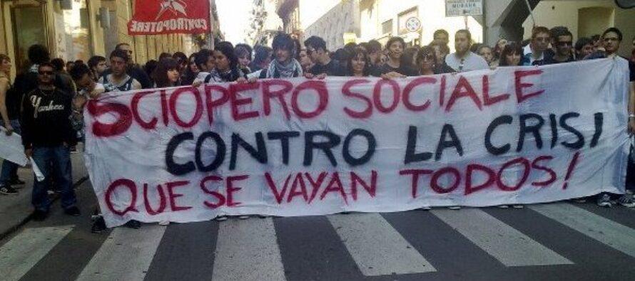 Landini: lo sciopero sociale parla alla Fiom