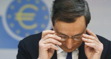 Il governatore e i costi da tagliare La mossa Bce sui crediti a rischio