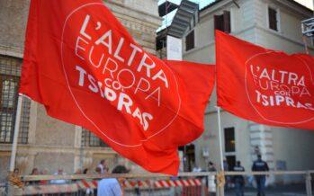 Da lista a soggetto politico, il progetto dell'Altra Europa