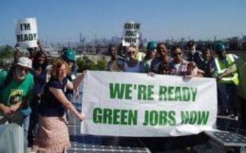 Green jobs Rifiuti, e il Paese torna al lavoro