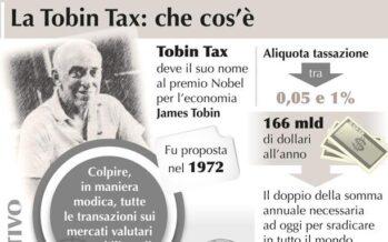 Tobin tax: l'Europa non decide