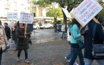 Sanità, la lotta dei lavoratori Ce. Fi. A Roma prove di sindacalismo sociale