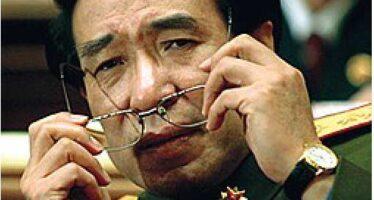 Cina. Il capo dell'esercito e quella tonnellata di mazzette in cantina