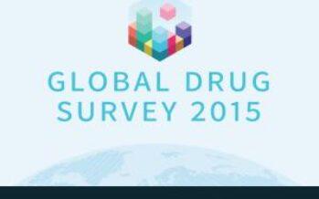 Global Drugs Survey 2015