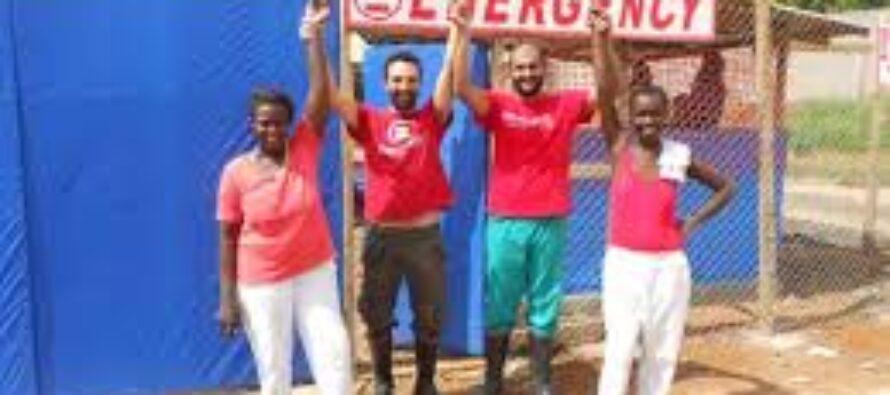 Ebola, primo malato italiano medico di Emergency trasferito dalla Sierra Leone a Roma