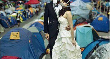 Hong Kong, bloccati i tre studenti Per loro divieto di andare a Pechino