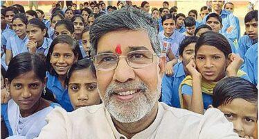 Kailash Satyarthi. Il sorriso del Nobel arrabbiato «Salvo i bambini, senza violenza»