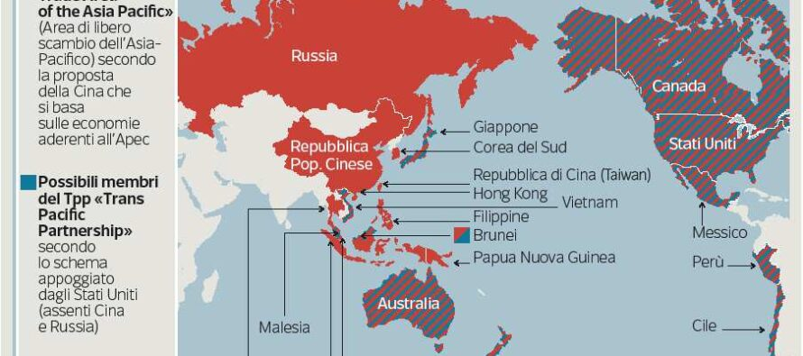 Xi e il Sogno di un'Asia meno americana