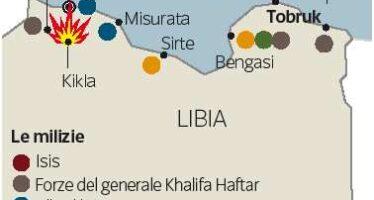 Sul fronte libico tra i combattenti di Allah «Uccideremo i traditori della rivoluzione»