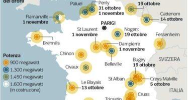 Droni in volo sulle centrali nucleari Il mistero che mette paura alla Francia