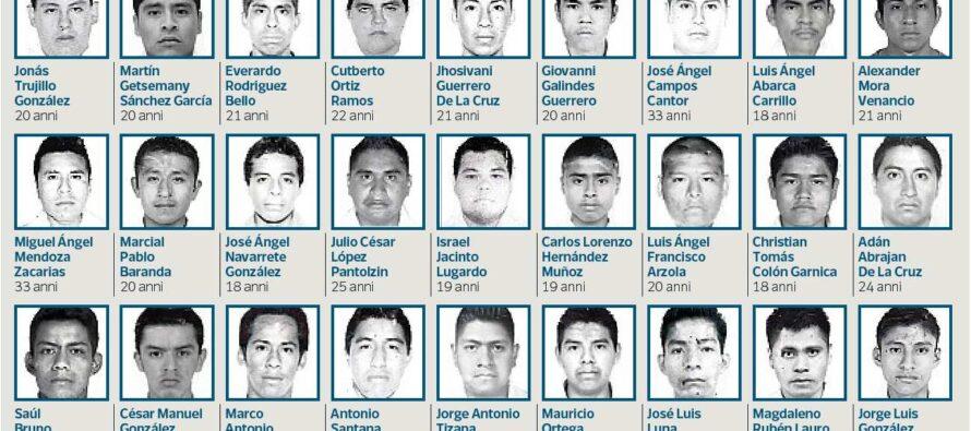 I 43 uccisi su ordine del sindaco
