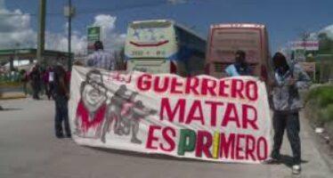 Messico. Le donne contro il crimine distato
