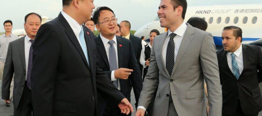 Xinwei y la 'conexión militar'