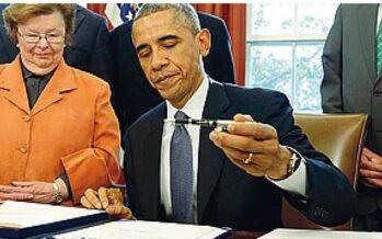 La doppia sfida di Obama con il Congresso