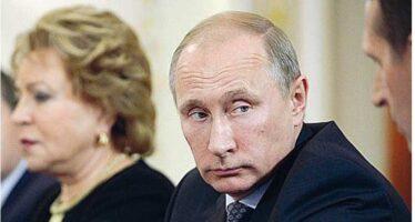 Russia, l'incubo della crisi finanziaria