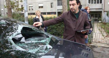 Salvini torna a Bologna tensione con la Questura dopo gli incidenti