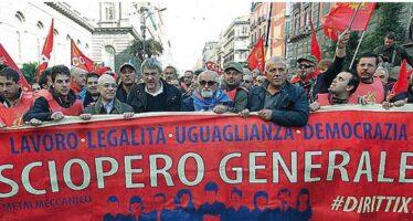 «Gli onesti non appoggiano Renzi» Le parole di Landini, l'ira del Pd