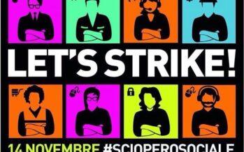 I mille volti dello sciopero sociale, oggi prove generali di coalizione