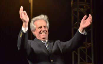 Uruguay, Tabaré Vazquez è il nuovo presidente
