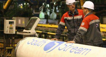 South Stream, Usa e getta