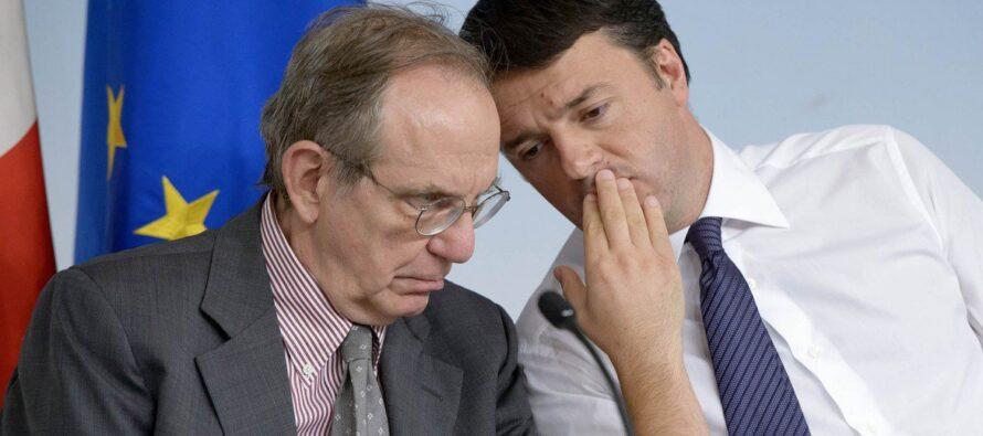 Accordo Italia-Ue sulla flessibilità la manovra 2017 ridotta a 8 miliardi
