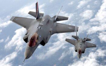Tredici miliardi per gliF-35