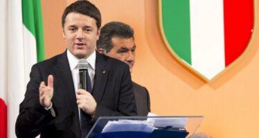 Renzi si dà ai Giochi