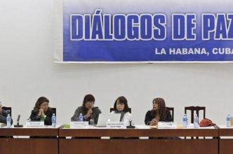 L'Avana, una sessione femminile dei colloqui di pace