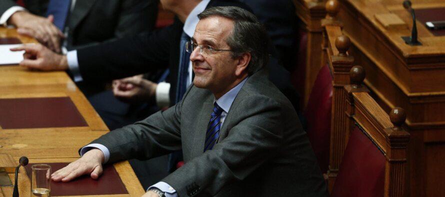 Grecia, nuova fumata nera nella votazione per il presidente, urne più vicine