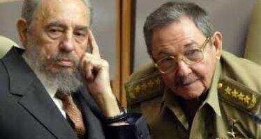 """Il fantasma di Fidel nelle ore decisive """"Ma il fratello non fa niente da solo…"""""""