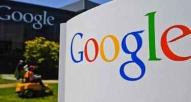 La protesta di Google