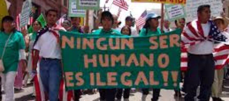 La inmigración y una nueva división de clases