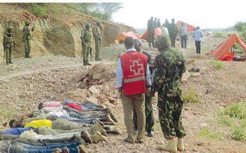 Kenya, strage di operai cristiani È caccia ai lavoratori «infedeli»