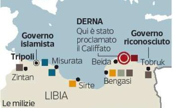 Sharia e decapitazioni: nella città fantasma del Califfato di Libia