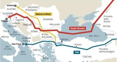Putin rinuncia al gasdotto con l'Eni