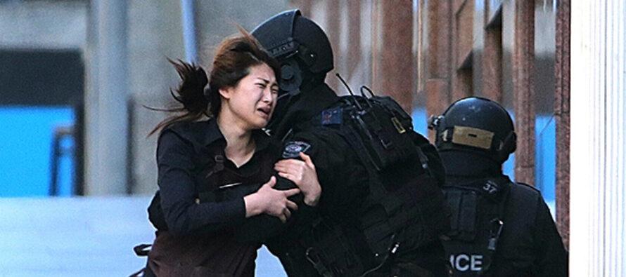 Gli ostaggi a Sydney