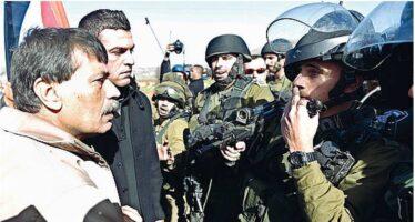Si accascia dopo gli scontri Muore ministro palestinese