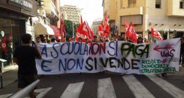 Sciopero generale: da Torino a Bari domani studenti in piazza contro il Jobs Act