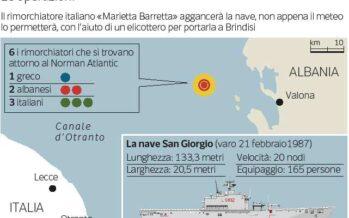 «Nessuna notizia di 179 persone» Il timore di altri corpi nel traghetto