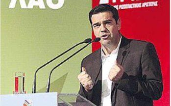 """""""Basta sacrifici e meno debito"""" Tsipras fa sognare gli elettori con l'Ue trattativa durissima"""