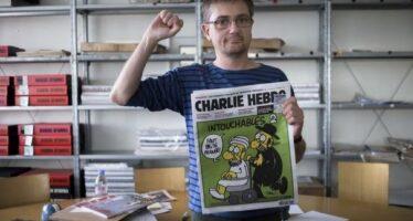 Il dissacrante Charlie Hebdo, nato alla sinistra della sinistra
