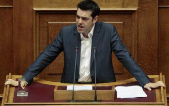 """Tsipras conferma i piani """"Programma ponte ma senza la Troika"""""""