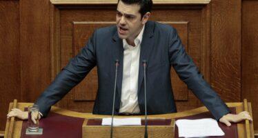 Tsipras in difficoltà. E Papandreou lascia il Pasok