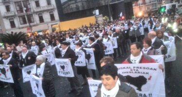 A Bilbao per i prigionieri politici